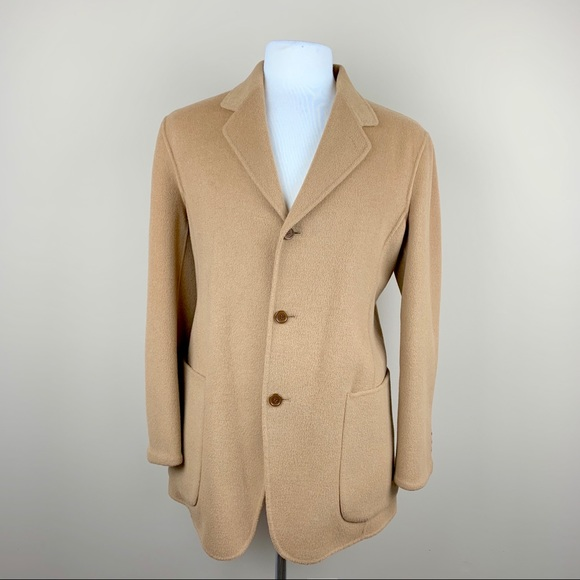 separation shoes 9bb22 dadee DONNA KARAN JACKET SUIT CAREER BLAZER COAT WOOL